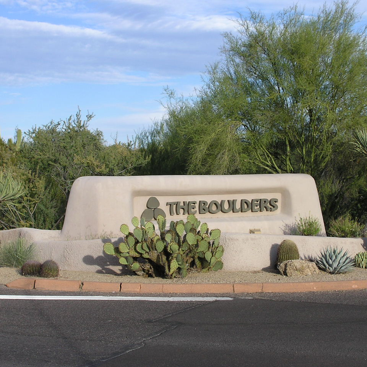 The Boulders Subdivision